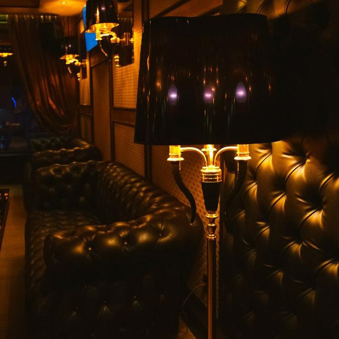 """Интерьер бара """"Eldivino Lounge"""""""