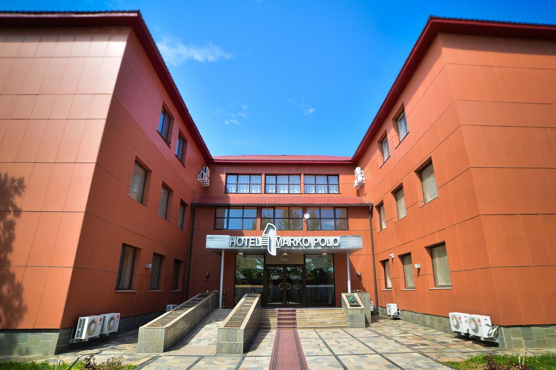 """Отель """"Marco polo"""" в г.Аксай, Казахстан"""