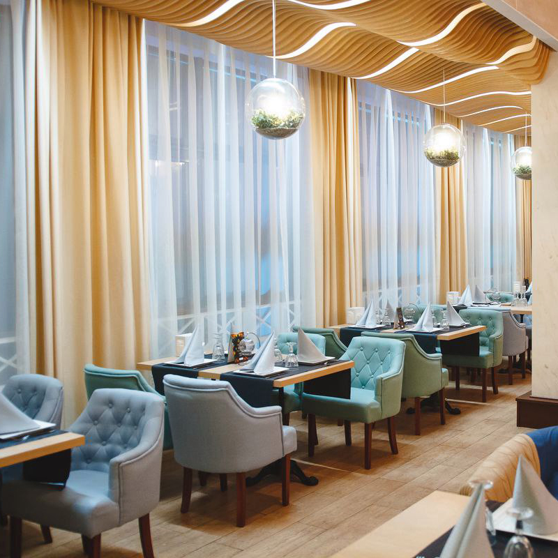 "Интерьер ресторана ""Eldivino Terrace"""